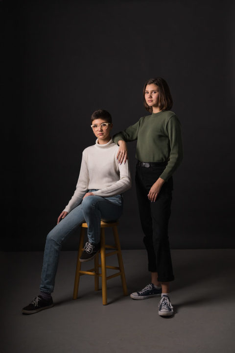 Twin sister models